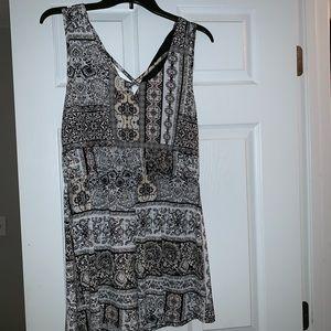 Dresses & Skirts - Printed romper